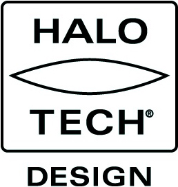 halo tech design lamper